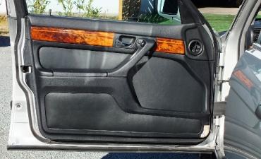 Intérieur - BMW 740 I