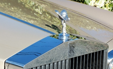 En détails - Rolls Royce Silver Wraith II 1983_10
