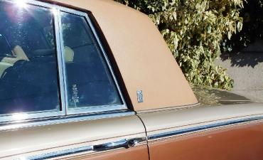 En détails - Rolls Royce Silver Wraith II 1983_12