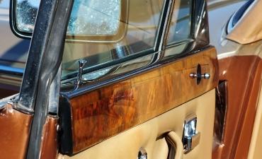 En détails - Rolls Royce Silver Wraith II 1983_4