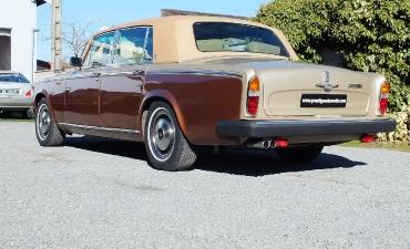 Extérieur - Rolls Royce Silver Wraith II 1983_12