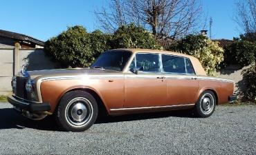 Extérieur - Rolls Royce Silver Wraith II 1983_4