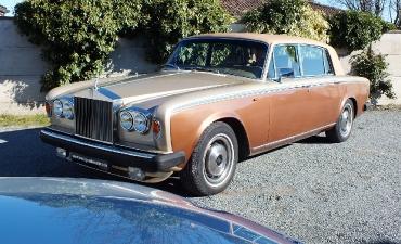 Extérieur - Rolls Royce Silver Wraith II 1983_5
