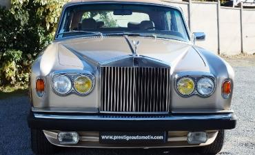 Extérieur - Rolls Royce Silver Wraith II 1983_7