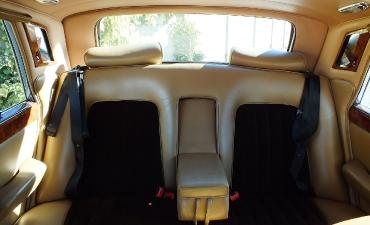 Intérieur - Rolls Royce Silver Wraith II 1983_11