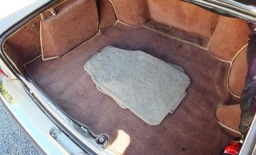 Intérieur - Rolls Royce Silver Wraith II 1983_12