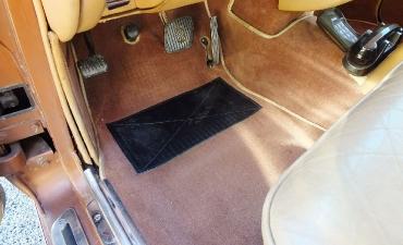 Intérieur - Rolls Royce Silver Wraith II 1983_15