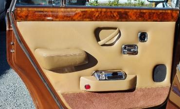 Intérieur - Rolls Royce Silver Wraith II 1983_2