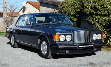 Extérieur - Bentley Brooklands