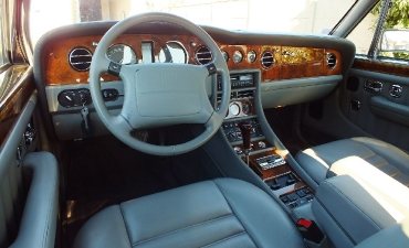 Intérieur - Bentley Brooklands